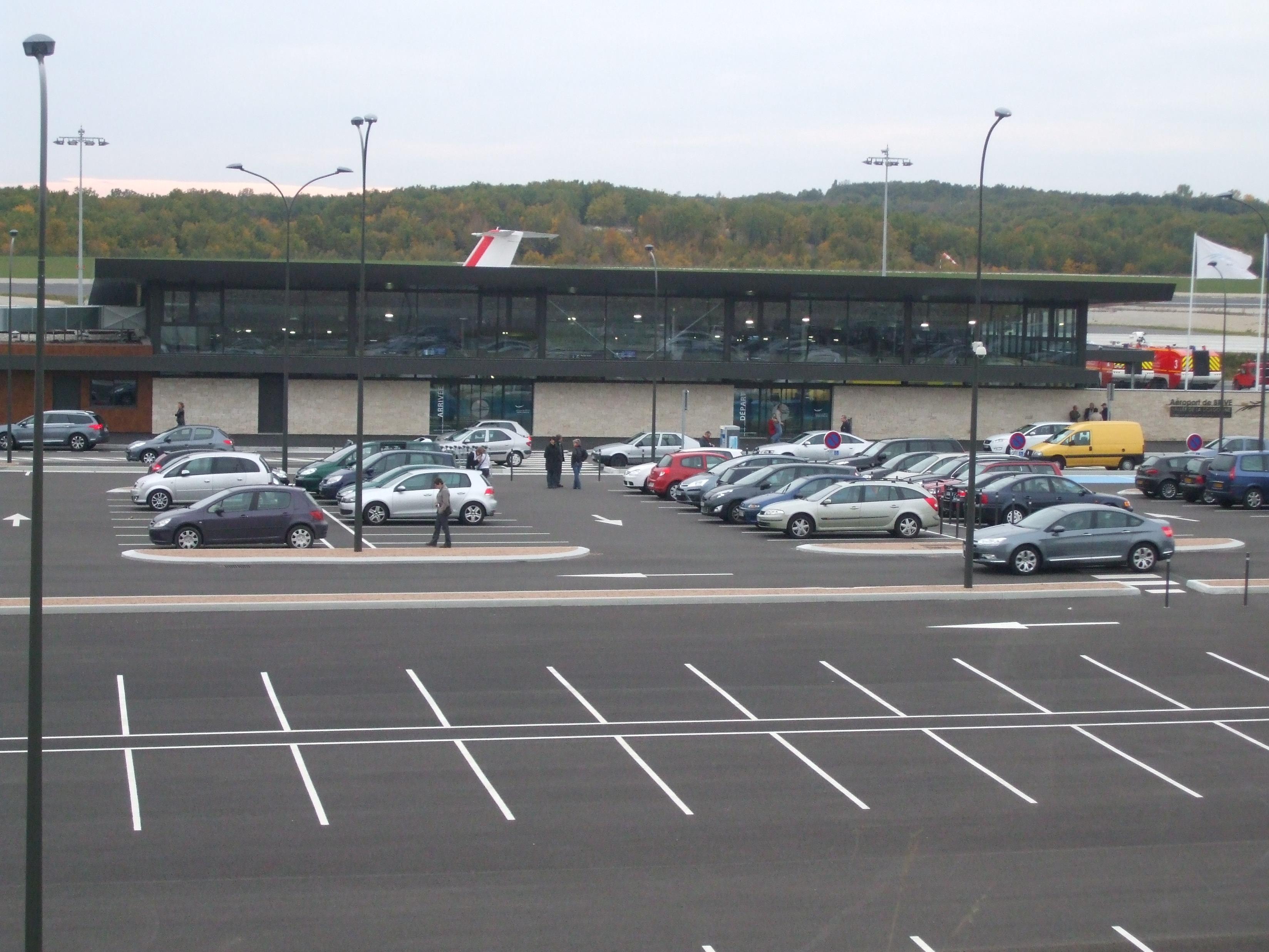 Parkolás - Ferihegy 2