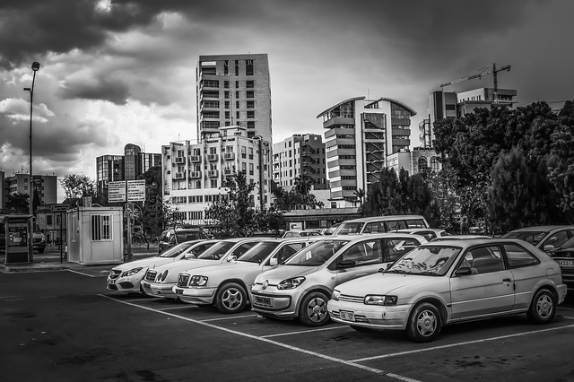 Liszt Ferenc reptér parkoló