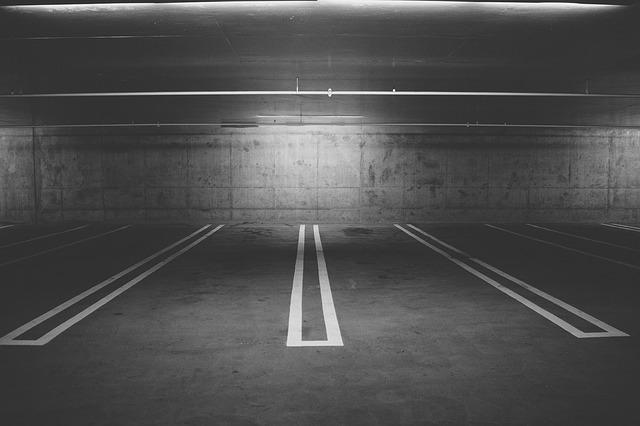 Reptér parkoló